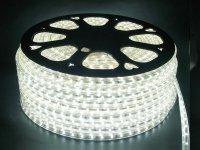 Světelný kabel LED, 36 LED/1M studená bílá