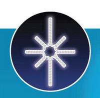 Jiskra, LED - studená bílá