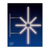 KRYSTAL 20W LED 80x50, denní bílá