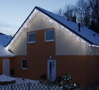 HIGH-PROFI rampouchy, 76 LED teple bílá