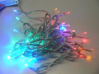 Girlanda LED profesionální multicolor