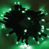 Girlanda LED PROFI 5m/40 LED zelených, prodloužitelná