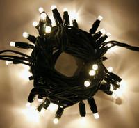 HIGH-PROFI LED GIRLANDA 5m/40 LED - denní bílá