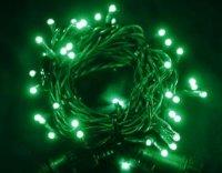 PROFI LED GIRLANDA 24V - 5m/40LED - zelená