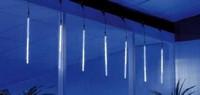 Sada LED Rampouchů 6ks studená bílá