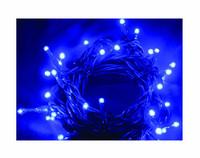 Vánoční LED girlanda 120 LED - modrá