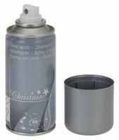 Vánoční dekorační sprej - stříbrný 150ml
