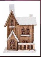 Dřevěný domek - velký