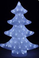 3D Stromek svíticí velký