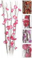 Orchidej svítící - růžová 110 cm