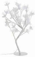 Květinový strom svítící