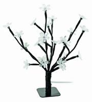 Stromek s květy - 36 LED