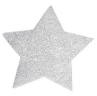 Hvězda - závěsná pěnová dekorace