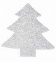 Stromek - závěsná pěnová vánoční dekorace