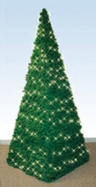 Vánoční strom pyramida