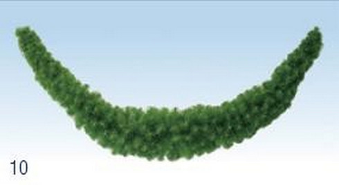 Girlanda croissant - 4m