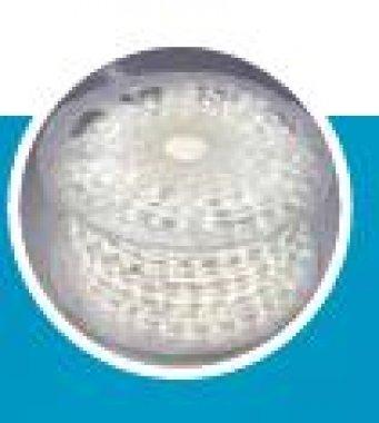 Světelný kabel HIGH QUALITY LED 13 mm - studená bílá