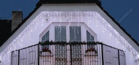 HIGH-PROFI prodlužovací LED rampouchy 24V - studená bílá