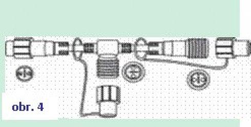 T-konektor 230V
