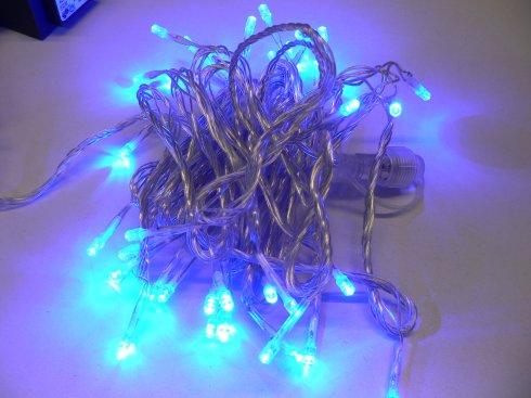 Girlanda LED profesionální modrá