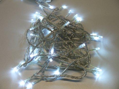 Girlanda LED profesionální denní bílá