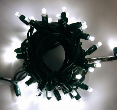 HIGH-PROFI LED GIRLANDA 5m/40 LED - studená bílá