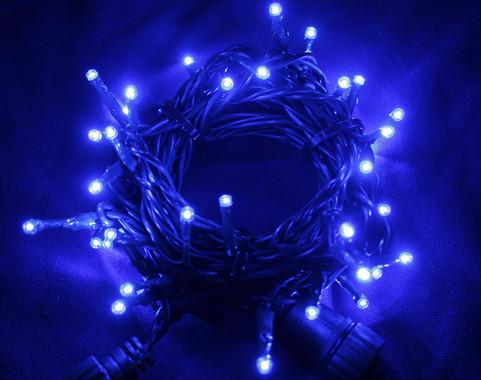 HIGH-PROFI LED girlanda prodlužovací modrá