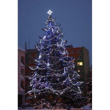MAXILEB-LED - světelný řetěz 20m/200 bílých LED VYSOKÁ ŽIVOTNOST!