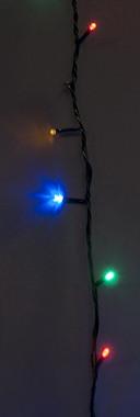 Vánoční LED girlanda 120 LED multicolor