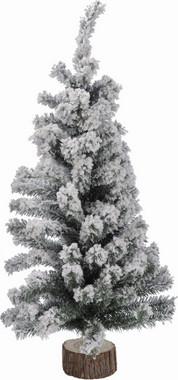 Vánoční stromek zasněžený - 80cm