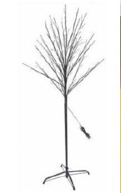 Strom svítící s časovačem, teplá bílá