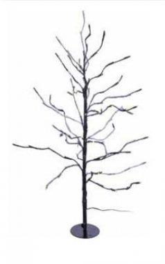 Stromek svítící zasněžený (18 větví)