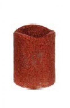 LED svíčka,třpitivě červená-5 x 6,5 cm